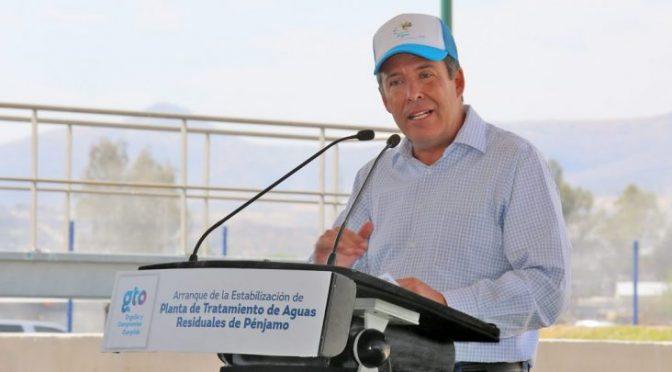 Guanajuato: Se invierten 550 mdp para incrementar cobertura de agua, drenaje y saneamiento (Zona Franca)