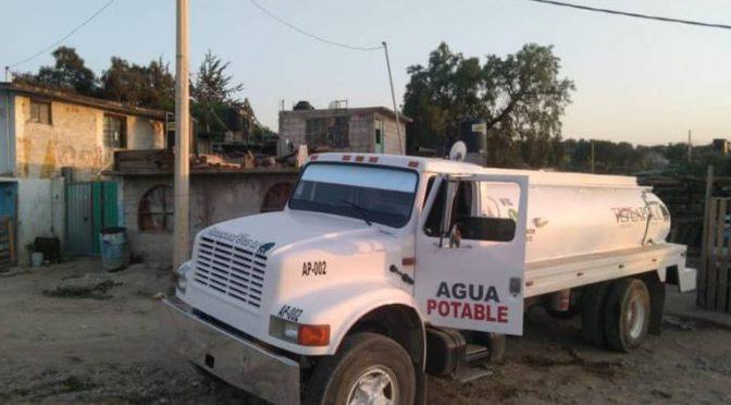 Hidalgo: Preocupa posible desabasto de agua (El Sol de Tulancingo)