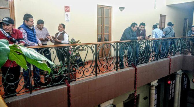 Edomex: Mexquitenses exigen a Sedesore Recurso Federal, para agua potable: Antorcha (Plano Informativo)