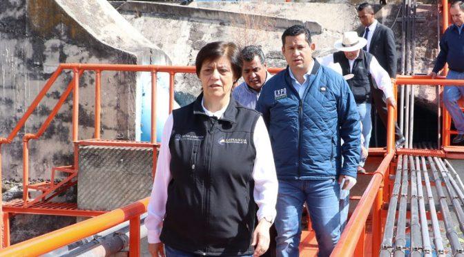 Guanajuato: Solicitará proyectos de agua (El Heraldo)