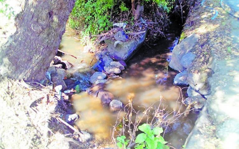 Cautla: Limpia Asurco canales de agua (El Sol de Cautla)
