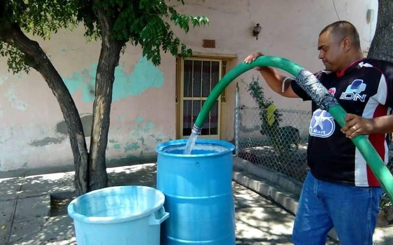 """San Luis Potosí: Un 10% de ajuste al agua """"no es suficiente"""": alcalde (El Sol de San Luis)"""