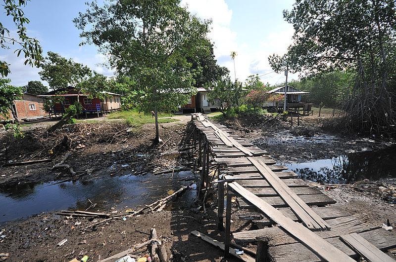 Colombia: Aguas residuales de territorios indígenas contaminarían acuíferos (Eje 21)