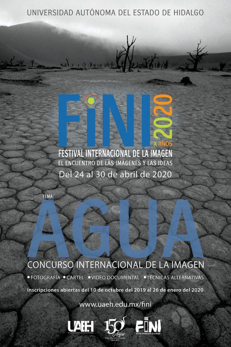 Concurso Internacional de la Imagen 2020: AGUA