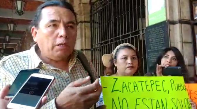 México: Denuncian represión por desarrollo industrial en estados (Infórmate)