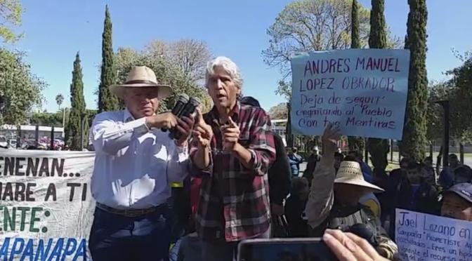 Puebla: No hay voluntad política que frene a concesionaria  para no contaminar los ríos (La Jornada de Oriente)
