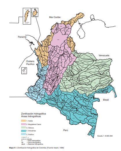 Colombia: El Agua