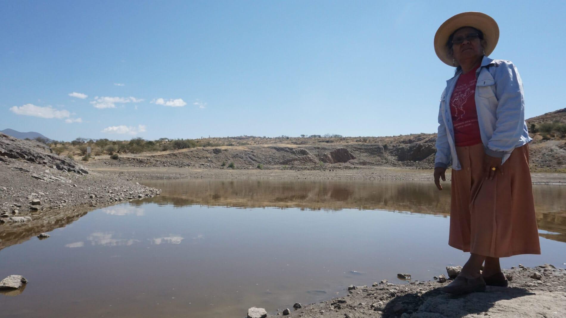 Redefinición de la identidad étnica y de género: en el movimiento de mujeres mazahuas en defensa del agua