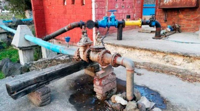 Hidalgo: Detectan insecticida en agua de La Condesa (El Sol de Tulancingo)