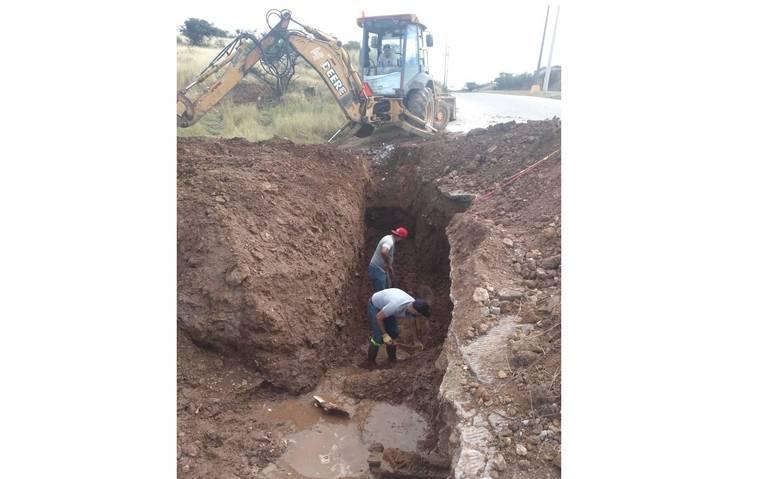 Chihuahua: Restablecen el servicio de agua en más de 20 colonias (El Sol de Parral)