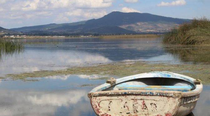 Tlaxcala: Podrían secarse 4 de 16 presas en el estado (El Sol de Tlaxcala)