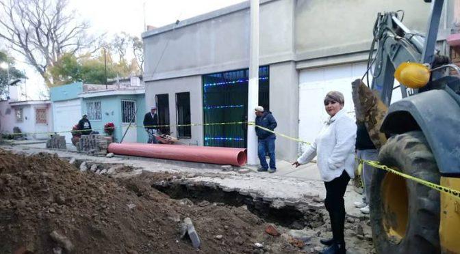 Durango: Rehabilitan líneas de agua potable en Canatlán (El Sol de Durango)