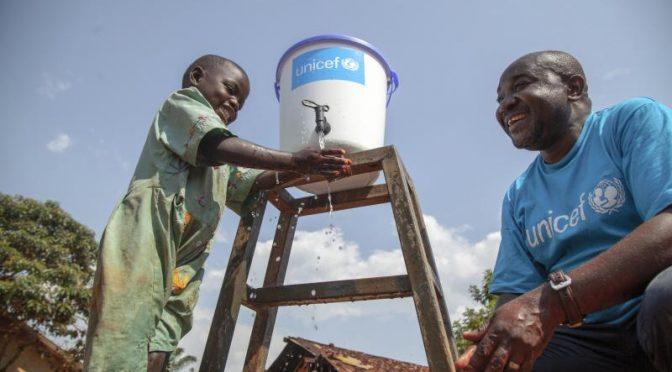 Unicef pide 3.800 millones de euros para ayudar a 59 millones de niños que están en situación límite (servimedia)