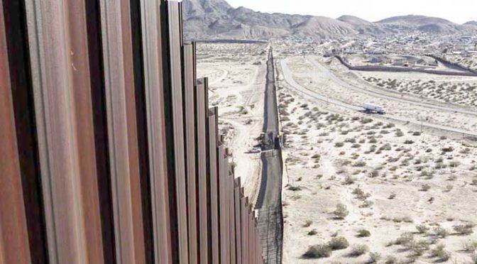 Muro fronterizo impactará en la biodiversidad del sur de Arizona (dossier político)