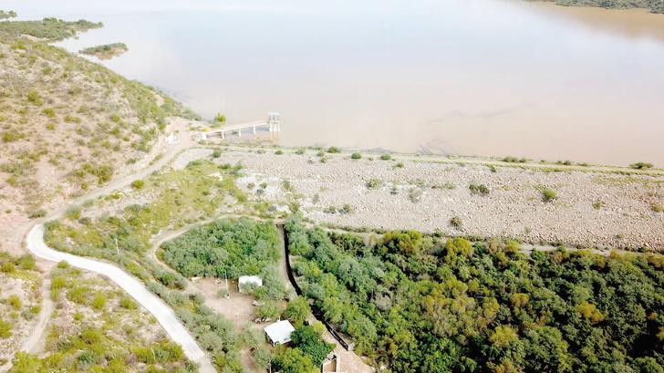 Sonora: ahí viene el agua (Expresso)
