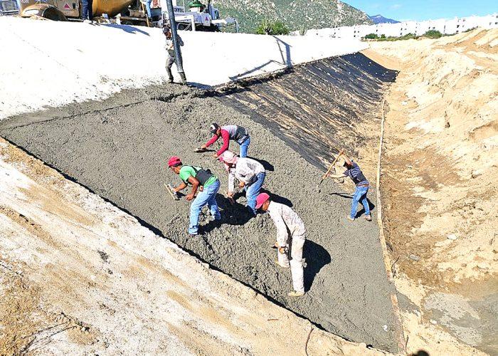 Baja California: Inicia Conagua obra de protección en el arroyo El Zacatal para evitar colapsen más edificios en Puerto Nuevo (Tribuna)