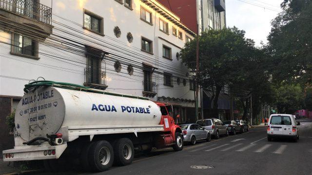 CDMX: Corte de agua afectará a medio millón de capitalinos (Forbes)