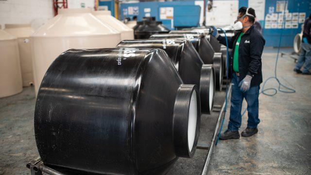 CDMX: Rotoplas no sólo quiere tinacos: quiere entrar al negocio del a gestión del agua (Forbes)