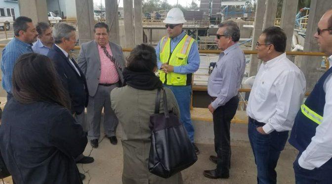 Estrechan lazos de colaboración México-Estados Unidos en tema de aguas residuales (News Report)