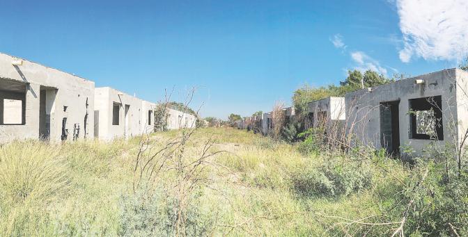 Tamaulipas: Abandonadas más de 27 mil casas en NLD (El mañana)