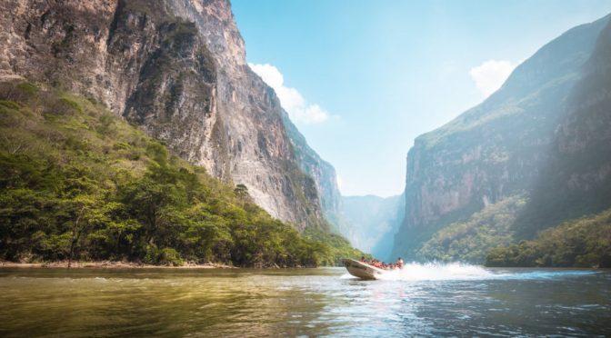 Chiapas: Hablando de ríos y personas (La Jornada de Oriente)