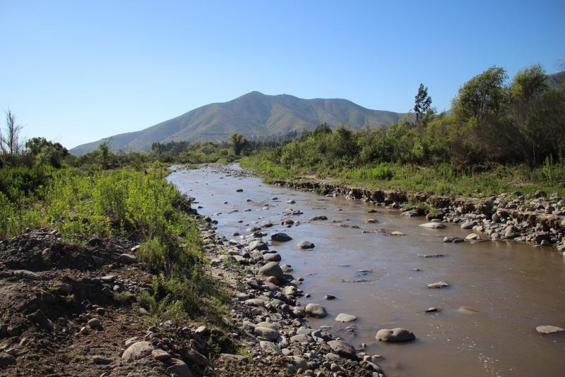 Encauzamiento del delta del río Balsas