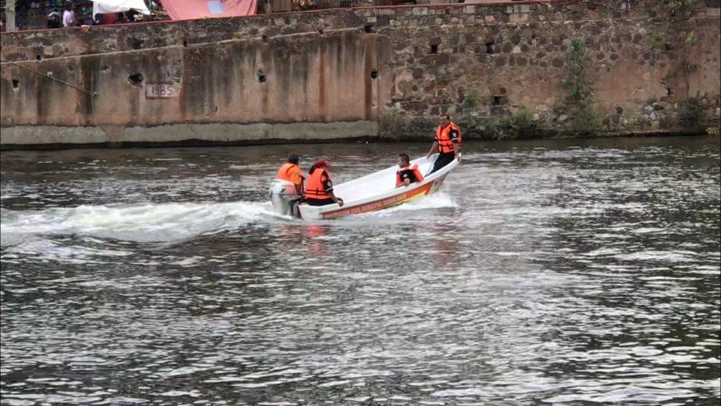 Guanajuato: Sigue sin resolverse contamianción en la presa de la olla (igeteo.mx)