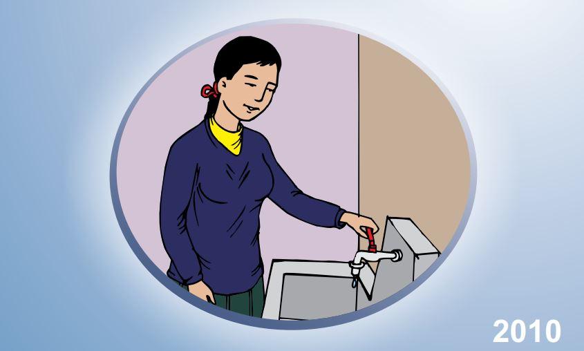 """Manual de capacitación a familias: """"Cuidemos el agua fuente de vida y salud"""""""