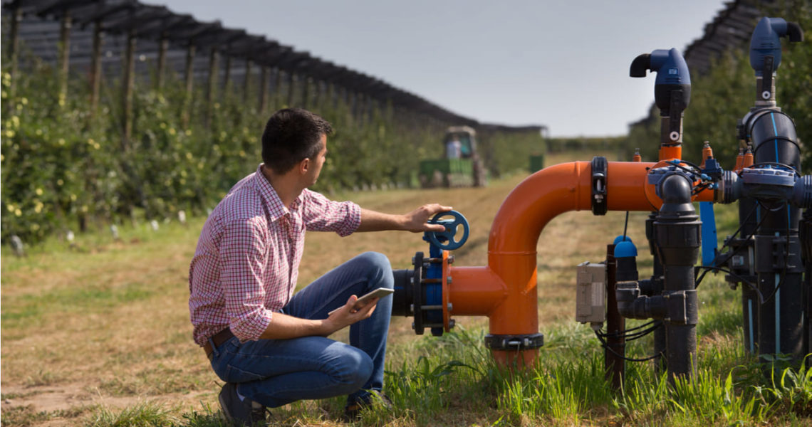 La UE avanza en la reutilización del agua en la agricultura (El Ágora)