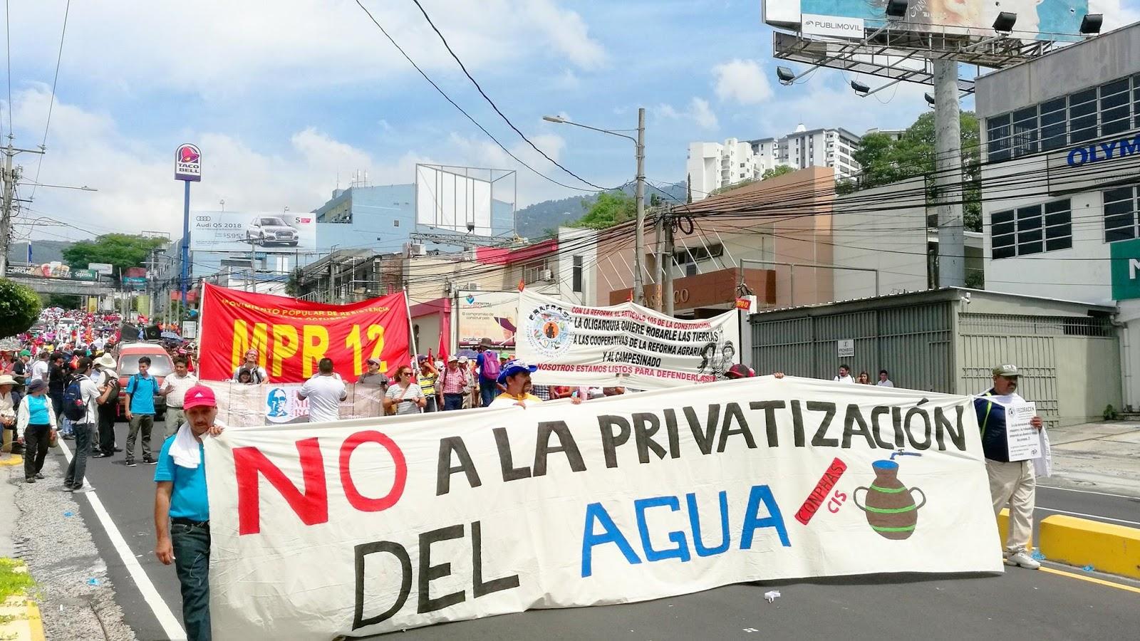 La movilización social por el agua en la Cuenca de México. Una perspectiva desde las organizaciones sociales
