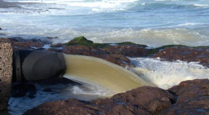 La contaminación de los mares y ríos, un problema de falta de control (El periódico)