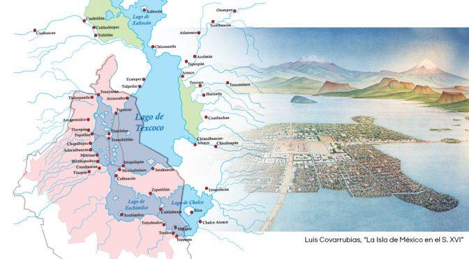 CDMX: La ciudad que secó sus lagos y hoy enfrenta la escasez de agua (Ciencia UNAM)