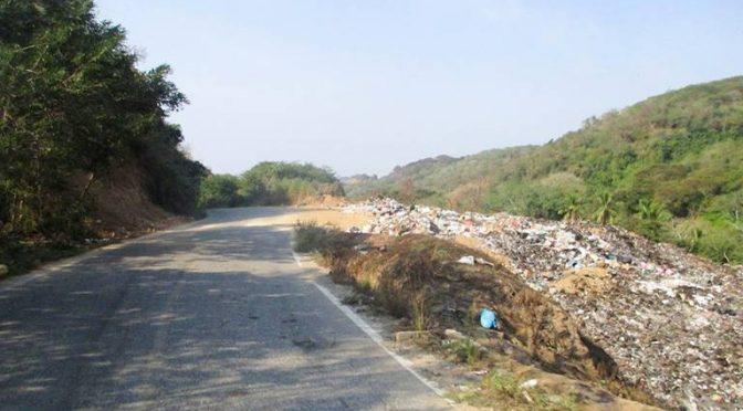 Guerrero:Denuncian contaminación de mantos acuíferos por basureros clandestinos (El Sol de Acapulco)