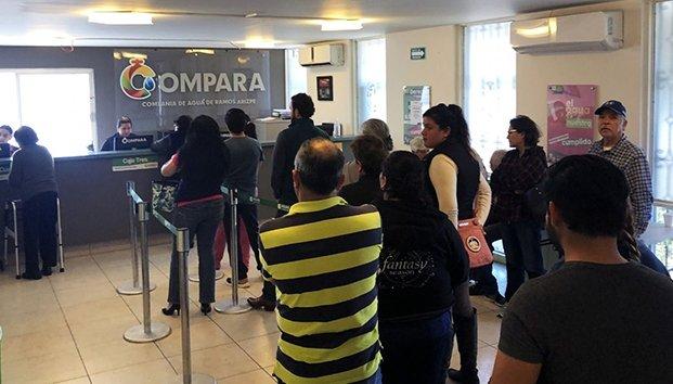 Coahuila: Serán regularizadas tomas clandestinas de agua en Ramos Arizpe (Zócalo)