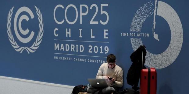 Los sistemas de salud a nivel global no destinan los fondos suficientes a efectos del cambio climático (Posibl.)