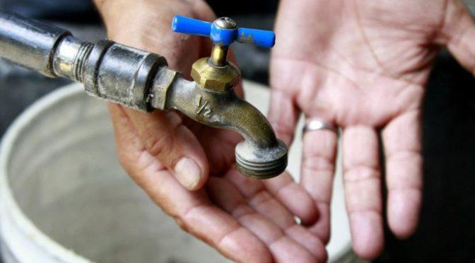 Tamaulipas: 100 colonias de Altamira se quedan sin agua (Milenio)