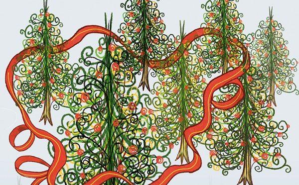 Navidad sintética tiene gran impacto ambiental (El Heraldo de México)