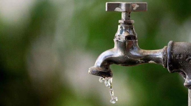 CDMX: Anuncian megacorte de agua (ADN40)