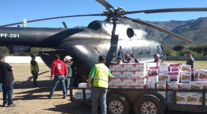 Sonora: Devastaciones en Sonora dejan 15 mil damnificados ¡URGE ayuda! (La verdad)