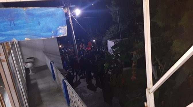 CDMX: Vecinos disputan manejo del agua de Tulpetlac (Milenio)