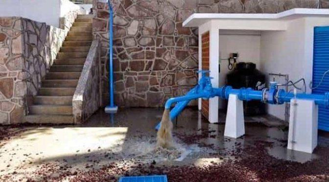 San Luis Potosí: El aumento en el agua será de 10% (Pulso)