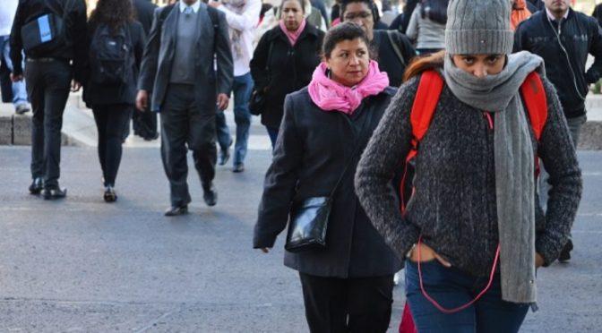 México: Se prevén bajas temperaturas en gran parte del país (Economía Hoy)