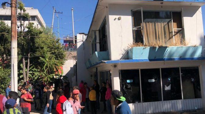 Habitantes de Ecatepec se enfrentan por control del agua (La Jornada)