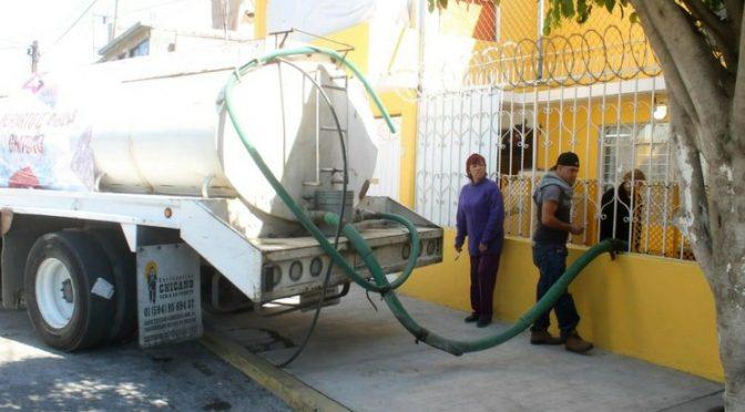 CDMX: Implementa Ecatepec plan por reducción de abasto de agua (La Jornada)