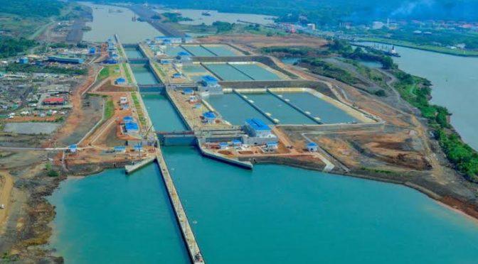 Canal de Panamá adopta medidas de ahorro de agua por falta de lluvias en embalses (Xinhua)