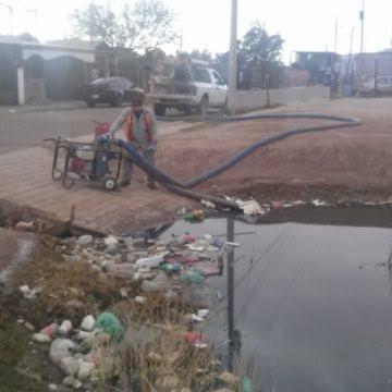 Mexicali: Son atendidos desperfectos en redes de agua y drenaje (El Imparcial)