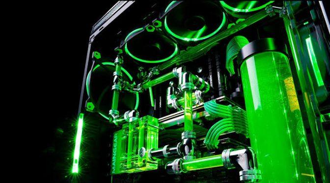Eliminando mitos: el agua no daña a los componentes de nuestro PC (HZ)