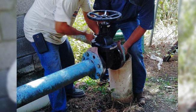 Torreón: Hay baja presión de agua por mantenimiento a pozos (El Siglo de Torreón)