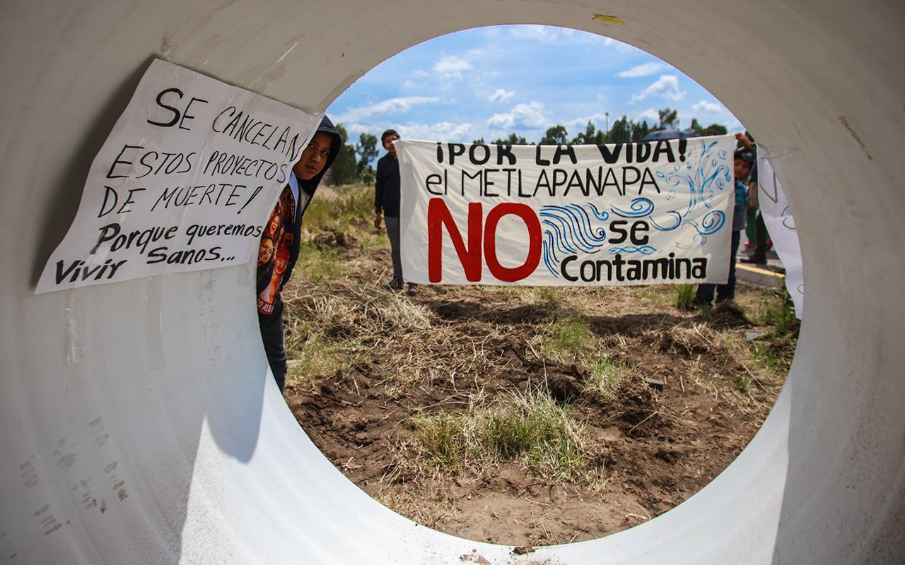 Puebla: Parar drenaje en Huejotzingo pega al ramo automotriz: Citex (e-consulta)