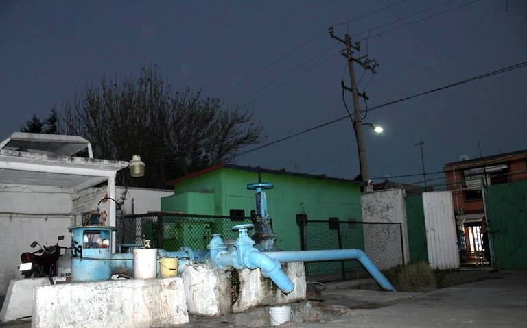 Continúa la disputa por el agua en Ecatepec (El Sol de Toluca)